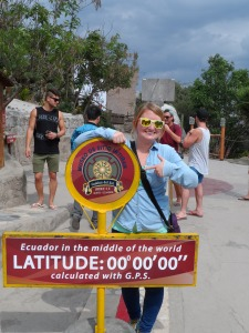 The real equator!