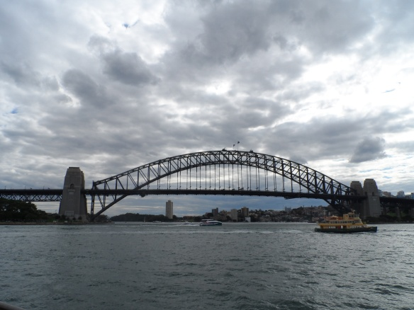 Iconic Harbour Bridge
